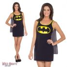 Ladies Batgirl Tank Dress Small 8-10
